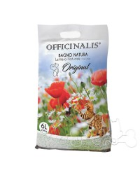 Officinalis Lettiera Vegetale Bagno Natura Original