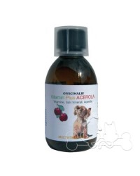 Officinalis Vitamin Plus Acerola per Cani e Gatti