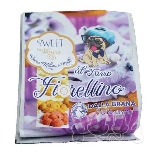 Dalla Grana Pura Natura Fiorellino Farro Lavanda biscotti per cani