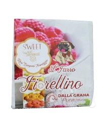 Dalla Grana Pura Natura Fiorellino Farro Pere biscotti per cani