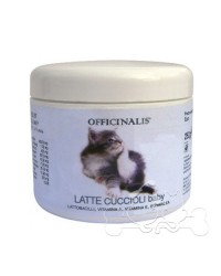 Officinalis Latte Cuccioli Gatto