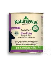 Naturavetal Umido Canis Plus Tacchino Bio Menu Completo Adulti