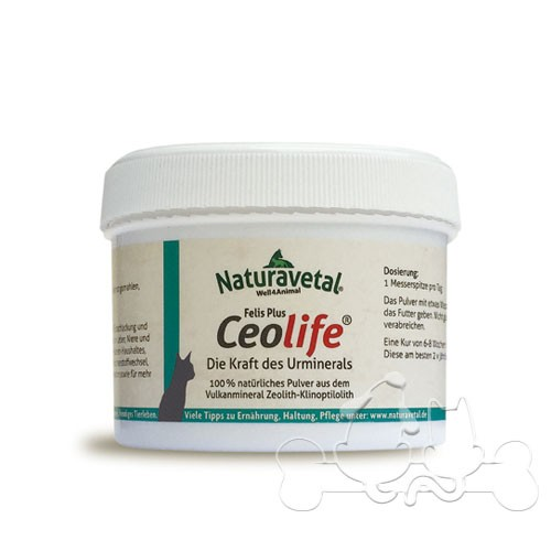 Naturavetal Felins Plus Ceolife® Zeolite per Gatti