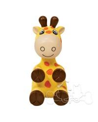 Kong Wiggi Giraffa Gioco per Cani