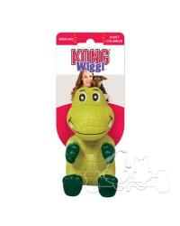 Kong Wiggi Alligatore Gioco per Cani