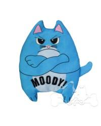 Kong Purrsonality Moody Azzurro Gioco per Gatti