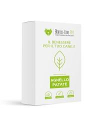 Bianco Line Pet Agnello e Patate Pressate a Freddo per Cani