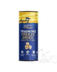 Fish4Dogs Training Freeze Dried premio per cani