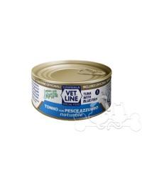 Vetline Umido Gatto Tonno con Pesce Azzurro al Naturale