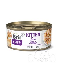 Brit Care Umido Gatto Kitten Tonno