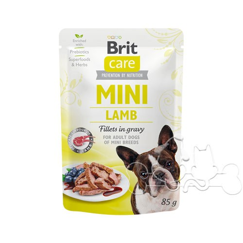 Brit Care Umido Cane Bustine Adult Agnello