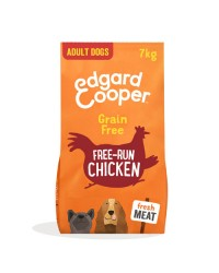 Edgard & Cooper Cane Adult Pollo Ruspante Mango e Mirtillo