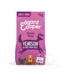 Edgard & Cooper Cane Adult Cervo Anatra Mela e Barbabietola