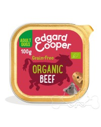 Edgard & Cooper umido cane Adult BIO Manzo Cocco e Chia