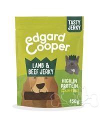 Edgard & Cooper Strisce di Agnello e Manzo Snack per Cani