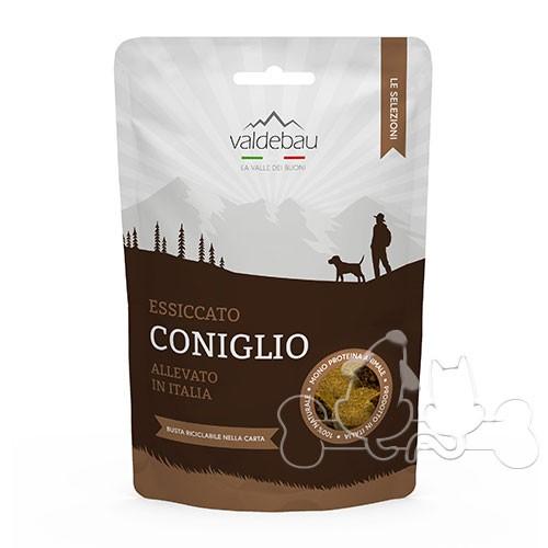 Valdebau Le Selezioni di Coniglio Italiano Snack per Cani