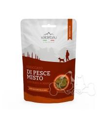 Valdebau Le Classiche di Pesce Misto Italiano Snack per Cani