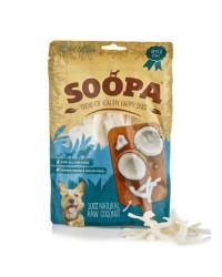Soopa Chews 100% Cocco Essiccato Snack per Cani