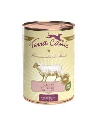 Terra Canis CLASSIC Agnello con Zucchine, Miglio e Aneto Umido Per Cani