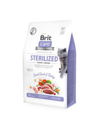 Brit Care Sterilized Weight Control per Gatti Sterilizzati