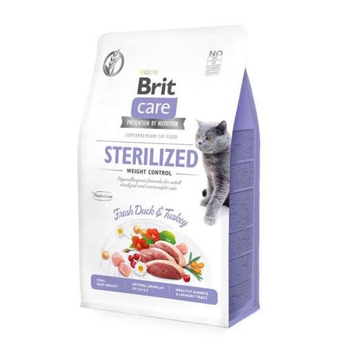 Brit Care Sterilized Weight Control per Gatti Sterilizzati