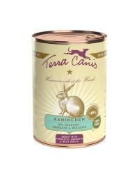 Terra Canis CLASSIC Coniglio con Zucchine, Amaranto e Aglio Umido Per Cani