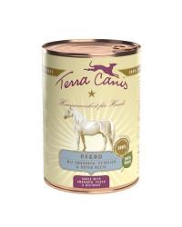 Terra Canis CLASSIC Cavallo con Amaranto, Pesca e Barbabietola Umido Per Cani