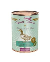 Terra Canis GRAIN FREE Anatra con Zucca, Fragola e Sambuco Umido Per Cani