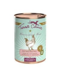 Terra Canis GRAIN FREE Pollo con Pastinaca, Tarassaco e Camomilla Umido Per Cani