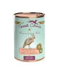 Terra Canis GRAIN FREE Tacchino con Sedano, Zucca e Crescione Umido Per Cani