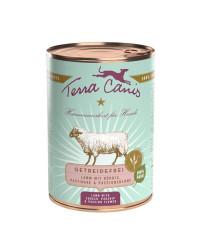 Terra Canis GRAIN FREE Agnello con Zucca, Pastinaca e Passiflora Umido Per Cani