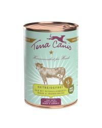Terra Canis GRAIN FREE Vitello con Prezzemolo, Mango e Ribes Umido Per Cani