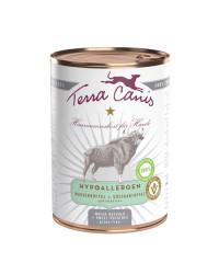 Terra Canis HYPOALLERGENIC Bufalo con Patata Dolce Umido Per Cani