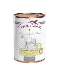 Terra Canis HYPOALLERGENIC Cavallo con Topinambur Umido Per Cani