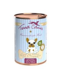 Terra Canis PUPPY Agnello con Zucchine, Finocchio e Yogurt Magro Umido Per Cuccioli