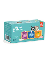 Edgard & Cooper Umido Gatto Multipack Assortito 6x85g