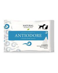 Derbe Salviette Antiodore per Cani e Gatti