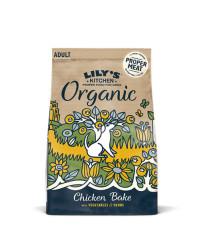 Lily's Kitchen Cane Pollo Biologico con Verdure e Erbe