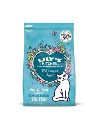 Lily's Kitchen Gatto Pesce Bianco e Salmone Adult