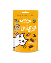 Lily's Kitchen Chicken Treats Snack per Gatti