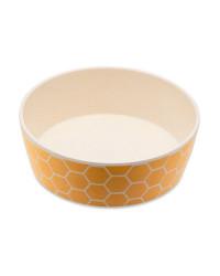 Beco Bowl Honeycomb Ciotola in bambù per Cane