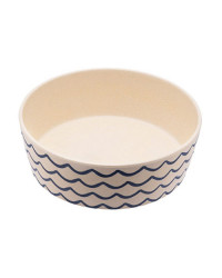 Beco Bowl Save the Waves Ciotola in bambù per Cane