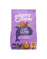Edgard & Cooper Cane Puppy Salmone e Tacchino