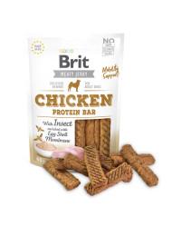 Brit Jerky Chicken Protein Bar Snack per Cani