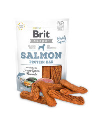 Brit Jerky Salmon Protein Bar Snack per Cani
