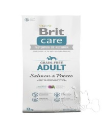 Brit Care Cane Adult Salmone e Patate