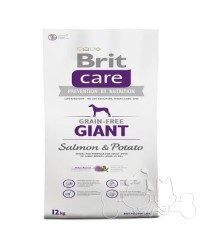 Brit Care Cane Giant Salmone e Patate