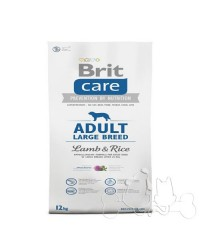 Crocchette Brit Care Cane Adult Large Lamb e Rice