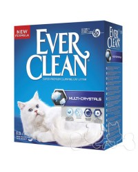 Lettiera Ever Clean Extra Strong Multi-Crystals