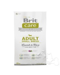 Brit Care Cane Adult Small Agnello e Riso